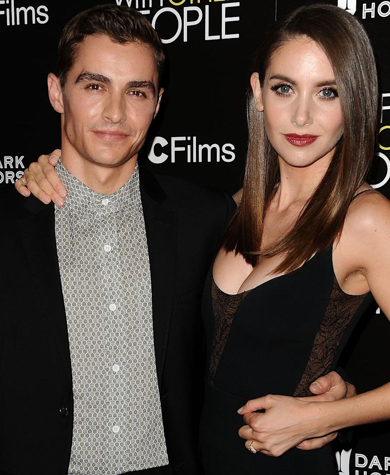 """Engaged in August 2015 after three years of dating, Franco and Brieconfirmed their marriage in March 2017. Brie had admitted in the past that she didn't think she was the marrying type; but asfor what changed her mind about marriage, she explained to Yahoo! Style,""""I just met that person that I was like, 'Well, I'm really in love with you and would like to grow old with you.' """""""