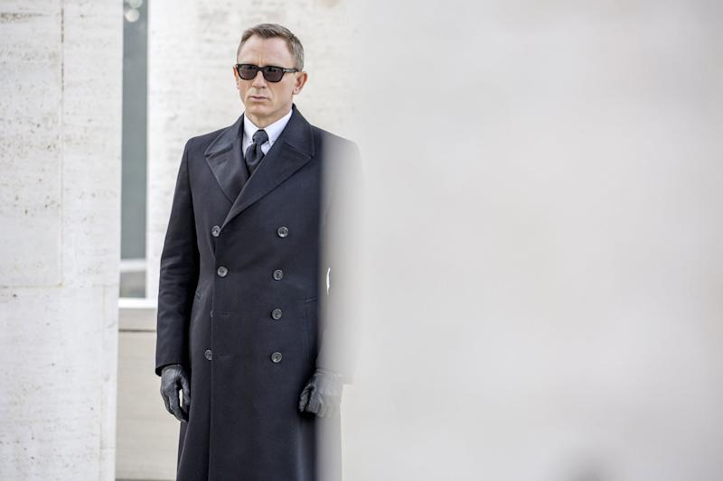 SPECTRE, Daniel Craig, 2015. ph: Jonathan Olley/Columbia Pictures/Courtesy Everett Collection