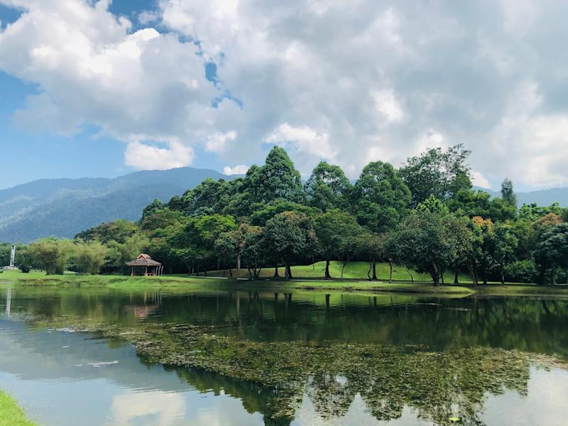 A likely swimming spot near Taiping - getty