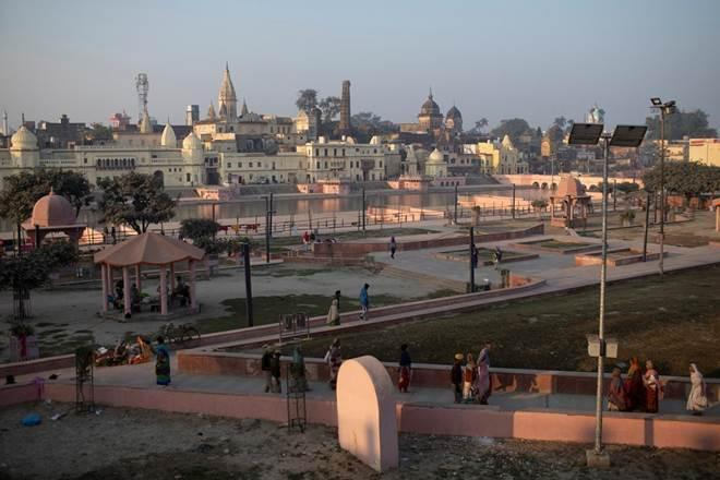 """""""Ayodhya has emerged as undisputed centre of cultural, historical and religious importance and I firmly believe that the entire world will soon be looking up to it,"""" he said."""