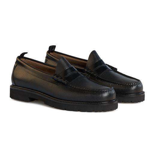 """<p><a class=""""link rapid-noclick-resp"""" href=""""https://www.ghbass-eu.com/"""" rel=""""nofollow noopener"""" target=""""_blank"""" data-ylk=""""slk:SHOP"""">SHOP</a></p><p>""""Loafers are the new sneakers. You heard it here first. Versatile, comfortable and, in this case, handsome too. GH Bass has collaborated with Fred Perry with a take on the Weejuns loafer. The redesigned leather style references the piqué of Fred Perry's signature cotton tennis shirts and we'll have our wallets at the ready when these go on sale April 26.""""</p><p><strong>Dan Choppen, Fashion Assistant</strong></p><p>£145, <a href=""""https://www.ghbass-eu.com/"""" rel=""""nofollow noopener"""" target=""""_blank"""" data-ylk=""""slk:ghbass-eu.com"""" class=""""link rapid-noclick-resp"""">ghbass-eu.com</a></p>"""