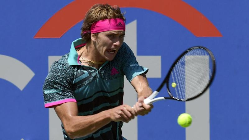 Defending champion Alexander Zverev has cruised into the final of the Washington Open