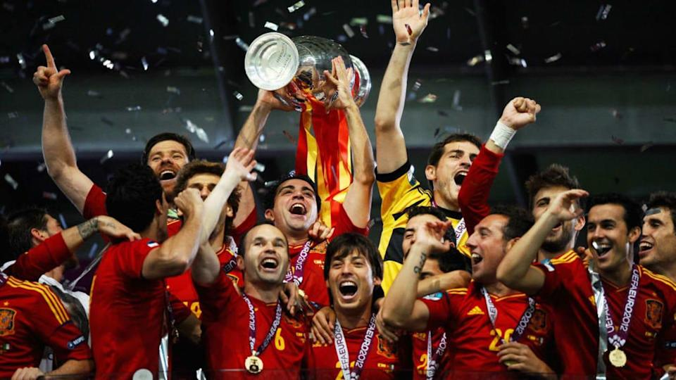 Spain v Italy - UEFA EURO 2012 Final | Laurence Griffiths/Getty Images