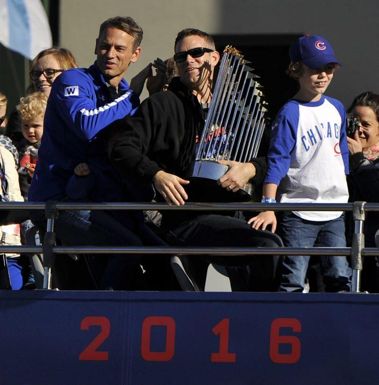 ed0d173a1a6 The best moments from the Cubs championship parade