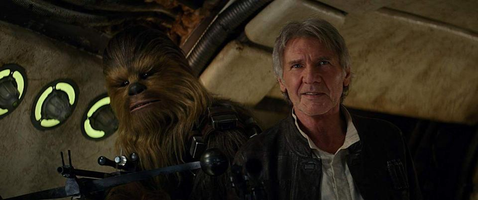 <p>When the latest installment of <em>Star Wars</em> made its premiere in 2015, audiences went nuts for the nostalgia it brought with it. As a result, it became the fourth highest-grossing film of all time.</p>