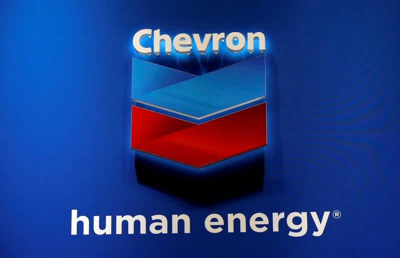 Chevron sends 300 British employees home as coronavirus precaution
