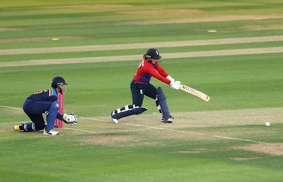 Tammy Beaumont will play for London Spirit (PA Wire)