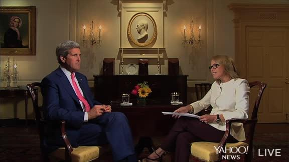 John Kerry: No reports Iranian soldiers are in Iraq