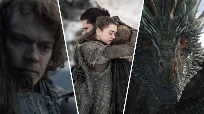 5 Biggest Moments From Game Of Thrones S8 Episode 1