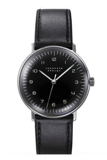 """<p>Max Bill Hand-Winding<br><br><a class=""""link rapid-noclick-resp"""" href=""""https://www.watches-of-switzerland.co.uk/Junghans-Max-Bill-Hand+Winding/p/18780019/"""" rel=""""nofollow noopener"""" target=""""_blank"""" data-ylk=""""slk:SHOP"""">SHOP</a><br><br>Once this German company was the biggest watch manufacturer in the world. Today it maintains a pole position in the league of best-designed brands, noted for its clean dials and minimalist indices. Its relationship with the Swiss architect and typeface designer Max Bill dates back to the Fifties and lives on in 2020 with this smart and sophisticated, elegantly proportioned day watch.<br><br>£620; <a href=""""https://www.junghans.de/en.html"""" rel=""""nofollow noopener"""" target=""""_blank"""" data-ylk=""""slk:junghans.de"""" class=""""link rapid-noclick-resp"""">junghans.de</a><br><br></p>"""