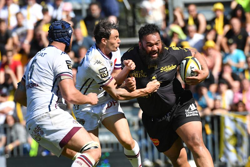 Rugby Union - Record-equalling La Rochelle close in on Top 14 semis