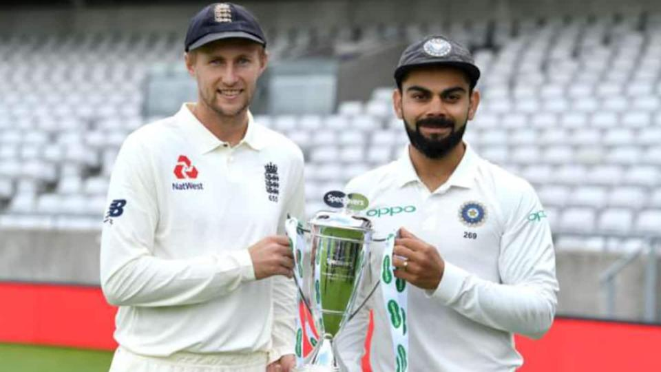 England vs India: Capacity crowd allowed for Test series