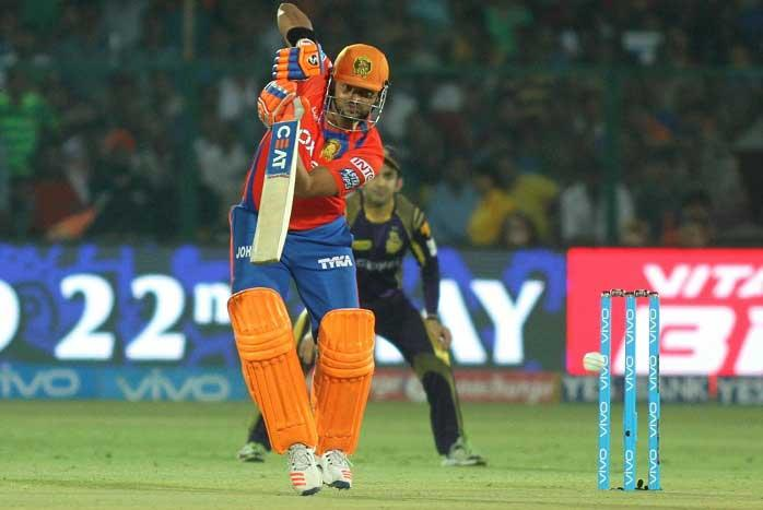 IPL 10: Raina half-century helps Gujarat Lions post 183/4 against Kolkata Knight Riders