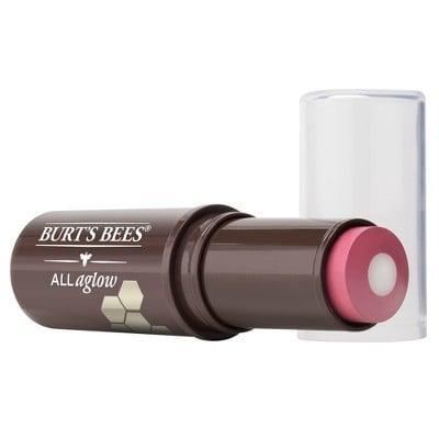 <p>The <span>Burt's Bees Lip and Cheek Stick</span> ($10) let's you touch-up the color on your lips and cheeks on-the-go with a quick swipe.</p>
