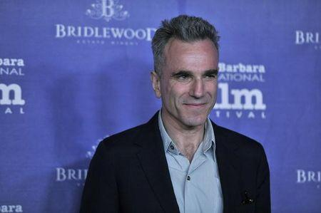 FILE PHOTO: Actor Daniel Day-Lewis arrives at the 28th Santa Barbara International Film Festival to receive the Montecito Award, in Santa Barbara, California