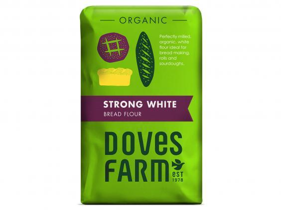 As flour is no longer in short supply, pick up a bag and get baking (Doves Farm)