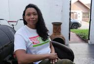 Felicia Rangel founded Sidewalk School after meeting a group of migrants under a bridge over the Rio Grande in 2018
