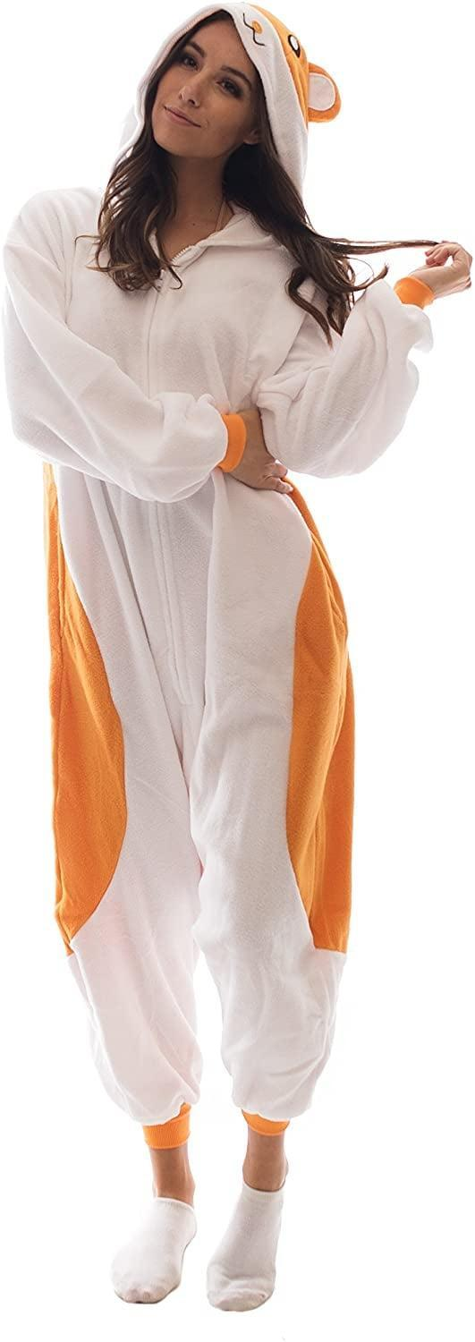 <p>Why not be a hamster with this funny <span>Onesie Costume</span> ($36)?</p>