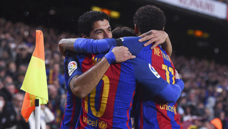 REVEALED: The Fastest (and Slowest) Barcelona Players So Far This Season