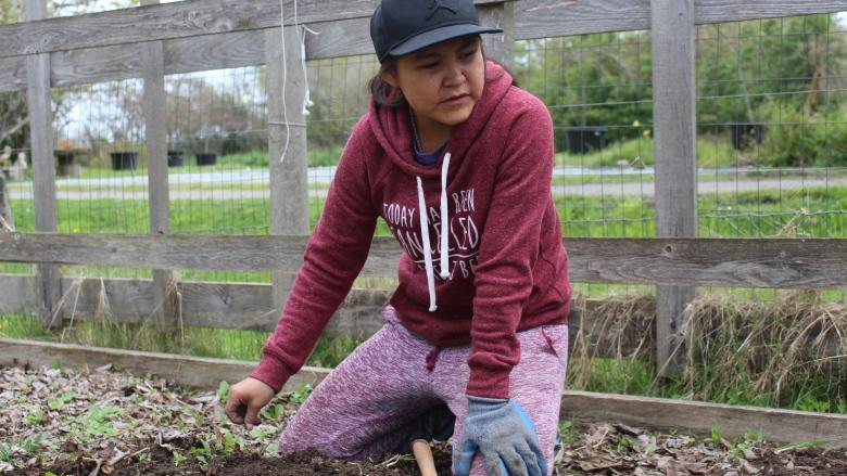 'I was failing': Farming class connects Esquimalt First Nations students with the land