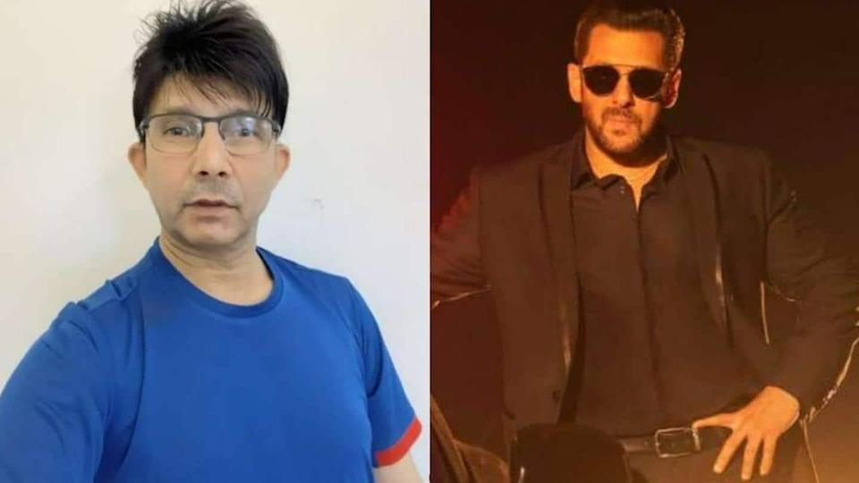 Court asks KRK not to post anything defamatory against Salman