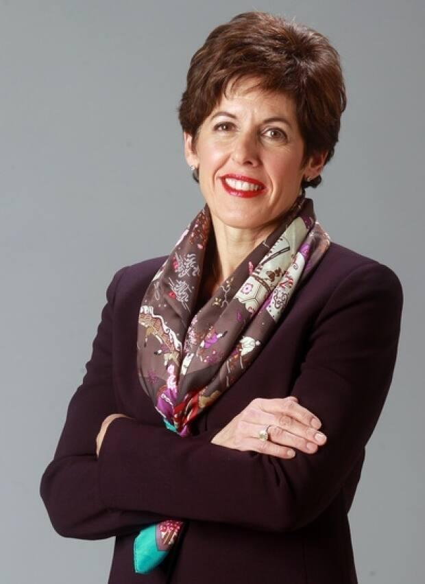 Longtime business commentator Deborah Yedlin has been appointed as president and CEO of the Calgary Chamber of Commerce. (University of Calgary - image credit)