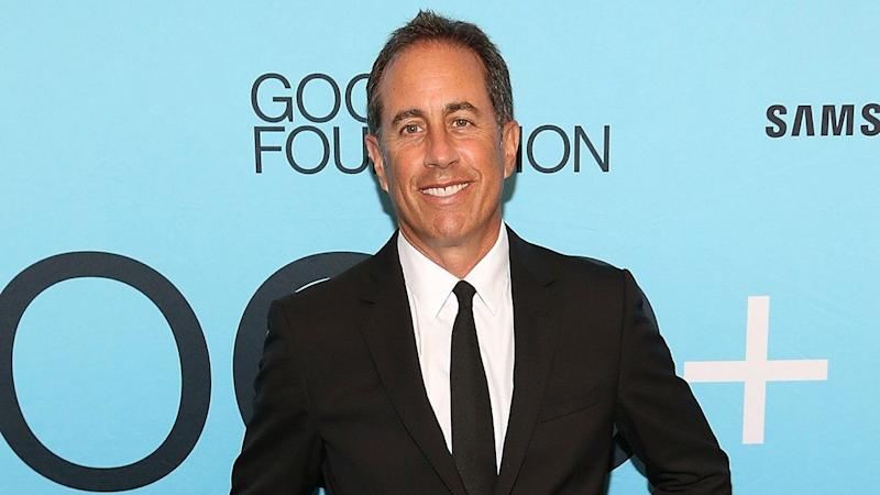 Jerry Seinfeld Says It Won't Be Easy for the Academy to Find Another Kevin Hart