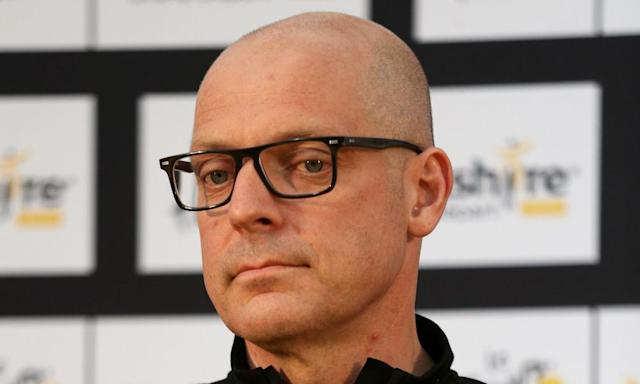 "<span class=""element-image__caption"">Sir Dave Brailsford is the architect of British Cycling's success in the modern era, but there is no direct mention of him despite criticism by some former staff members to the review panel.</span> <span class=""element-image__credit"">Photograph: Lynne Cameron/PA</span>"