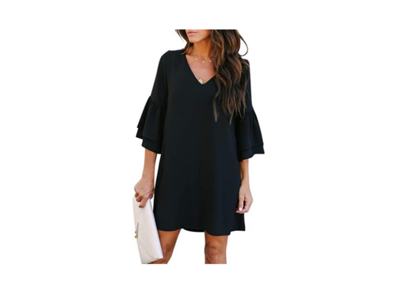 Vestido recto Belongsci (Foto: Amazon)