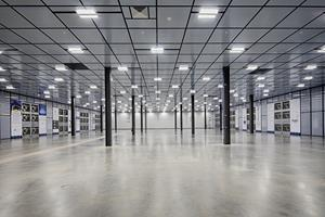 Aligned Data Hall featuring the company's Delta3 Cooling Technology