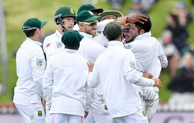 South Africa finish second in ICC Test rankings