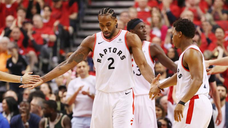 Image result for Raptors Bucks 2019 Playoffs