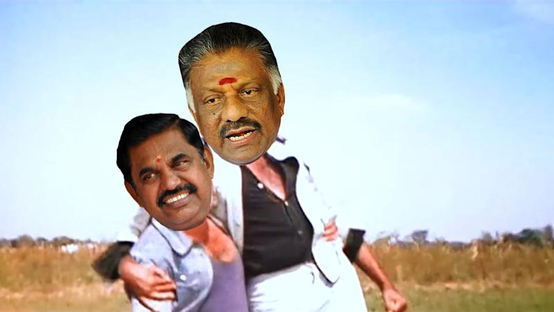 TN Political Drama: OPS Sings 'Shape of You' to Woo Edappadi