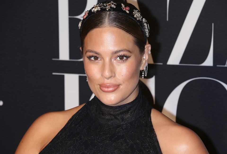 Supermodel Ashley Graham posted a close-up video of herself breastfeeding son Issac on Instagram. (Photo: Jim Spellman/WireImage)