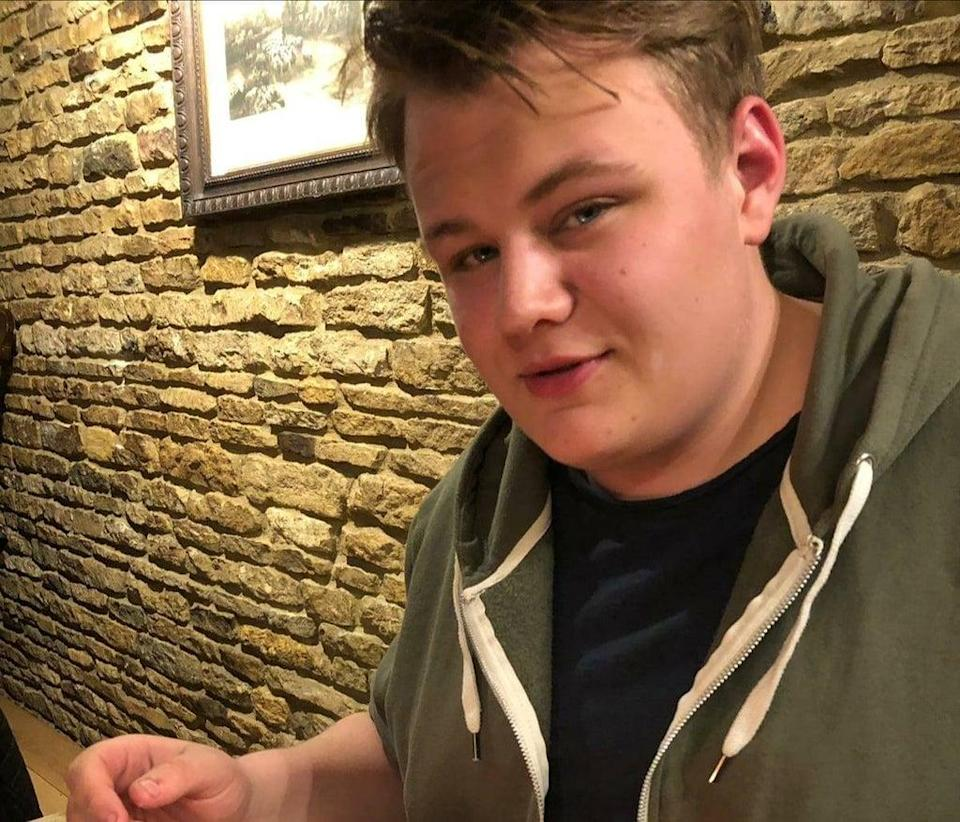 Harry Dunn was killed in a road crash in August 2019 (Family handout/PA) (PA Media)