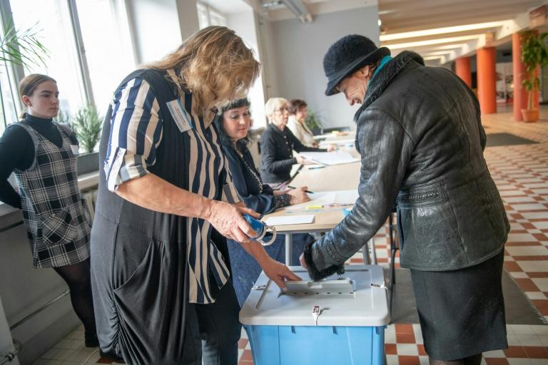 Bread-and-butter issues like taxation and public spending dominated the campaign, along with tensions over Russian-language education for Estonia's sizeable Russian minority and the rural-urban divide