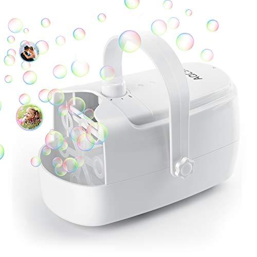Automatic Bubble Machine (Amazon / Amazon)