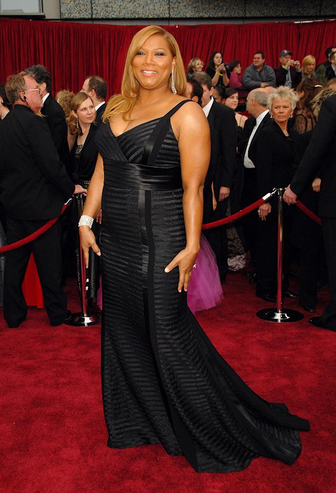 BEST: Queen Latifah at the 79th Annual Academy Awards - 02/25/2007