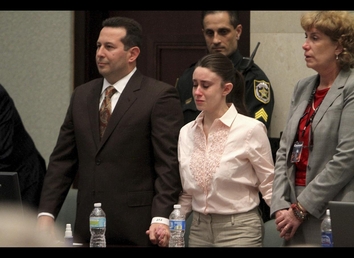 "Still fresh in the minds of many and not to be easily forgotten, the trial of Casey Anthony turned Orlando, Florida, into anything but the ""happiest place on earth."" Following a series of lies, misdirection and manipulation by then-22-year-old Casey, her daughter Caylee's skeletal remains were found five months into the investigation, setting the stage for what could only be described as the most incessantly publicized and shocking trial in recent memory. The media had a field day that went on for months, highlighting the young, pretty party-girl image used against Casey Anthony in court as the prosecution tore apart an aimless defense ― or so it seemed. After throwing her own family under the bus, incriminating people entirely made-up (""Zanny the Nanny""), and fabricating elaborate stories for the police, Anthony was found not guilty of murder due to evidence deemed mostly circumstantial and not meeting the burden of ""beyond reasonable doubt,"" inciting much debate regarding whether true justice was served."