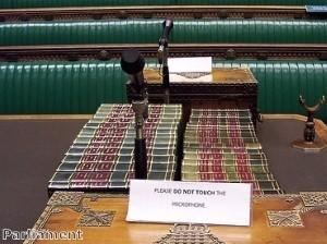 Hijab worn for first time at Commons despatch box