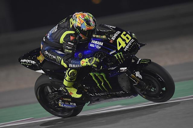 Rossi 'worried' by Yamaha's top speed deficit