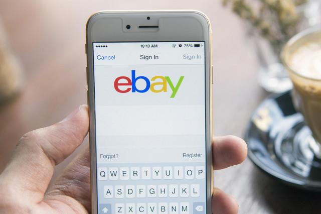 black friday ebay deals charity app