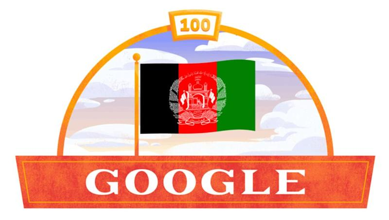 Afghanistan Independence Day 2019: Google Doodle Celebrates 100th Anniversary of Afghanistan's Independence