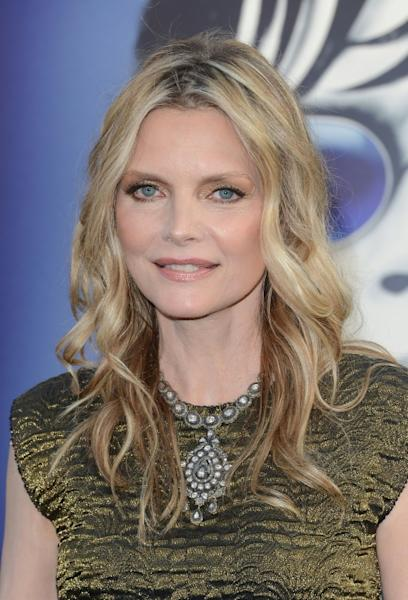 """The illustrious support cast of """"Ant Man and the Wasp"""" includes Michael Douglas, Michelle Pfeiffer (pictured) and Laurence Fishburne"""
