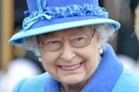 <p>On the day she became the longest reigning monarch in British history, The Queen travelled by steam train to inaugurate the new £294 million Scottish Borders Railway. (Owen Humphreys/PA Wire) </p>