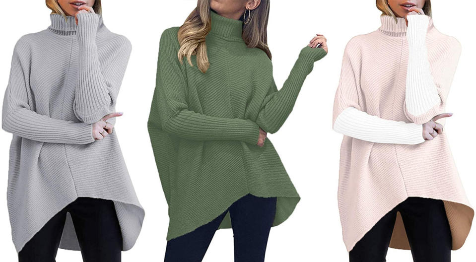 You'll want to live in this dream sweater. (Photo: Amazon)