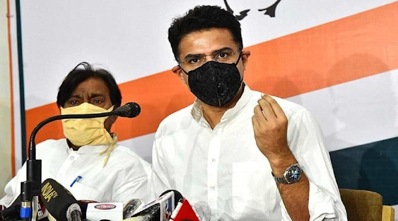 Rajasthan Political Crisis: High Court Accepts Amended Plea by Sachin Pilot, Rebel Congress MLAs Against Disqualification Notice