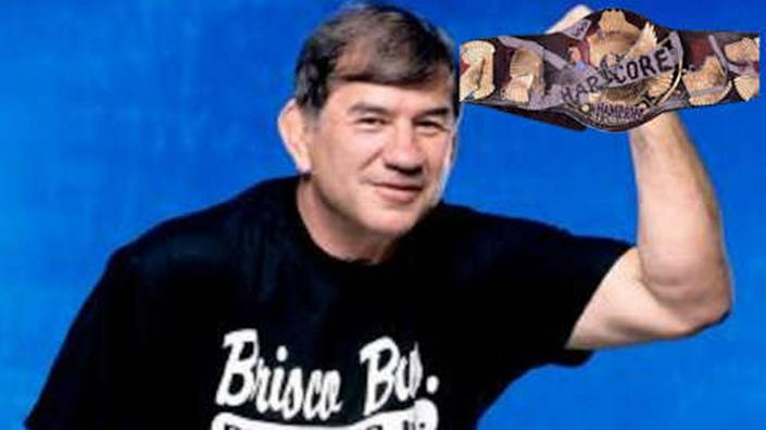 Later in his career, Gerald Brisco won the WWE Hardcore title.
