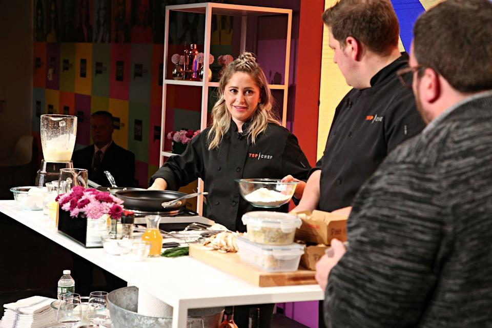 <p>Since her successful second stint on <em>Top Chef</em>, Brooke has remained close to the Bravo network, starring as a judge on <em>Top Chef Junior </em>and returning to <em>Top Chef </em>as a guest judge. She also briefly appeared on MTV's cooking show <em>House of Food </em>as a judge in 2014. </p>