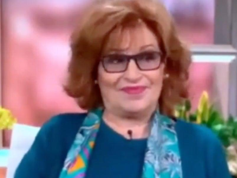 Joy Behar amuses viewers with reaction to Meghan McCain's departure from The View (The View )